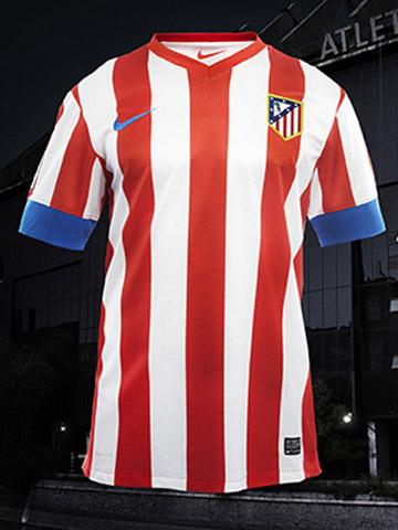 camiseta del atlético de madrid