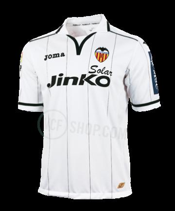 camiseta del valencia club de futbol